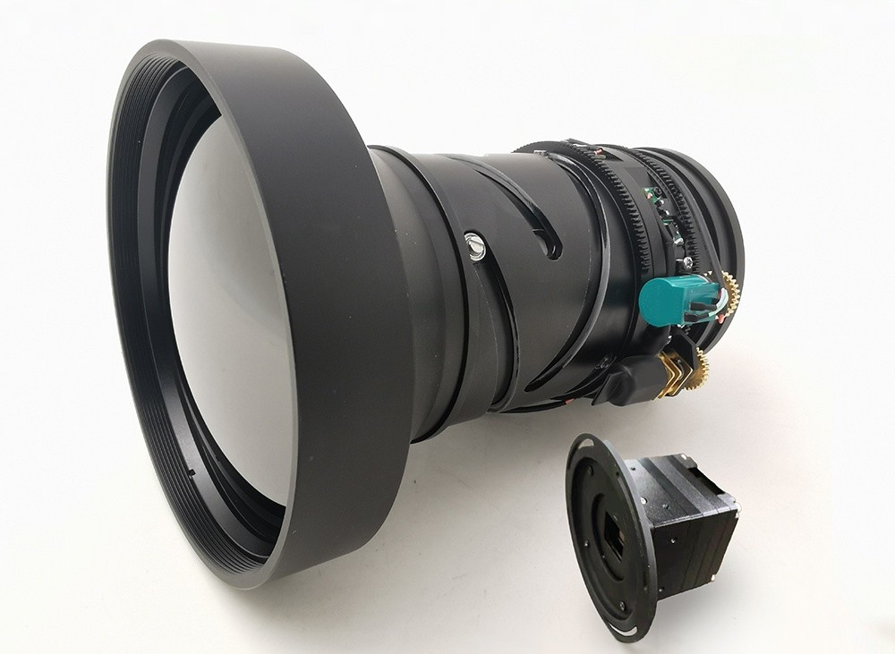 the design methods of different infrared optical lenses