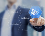ISO9001 quality management system helps the steady development of the company