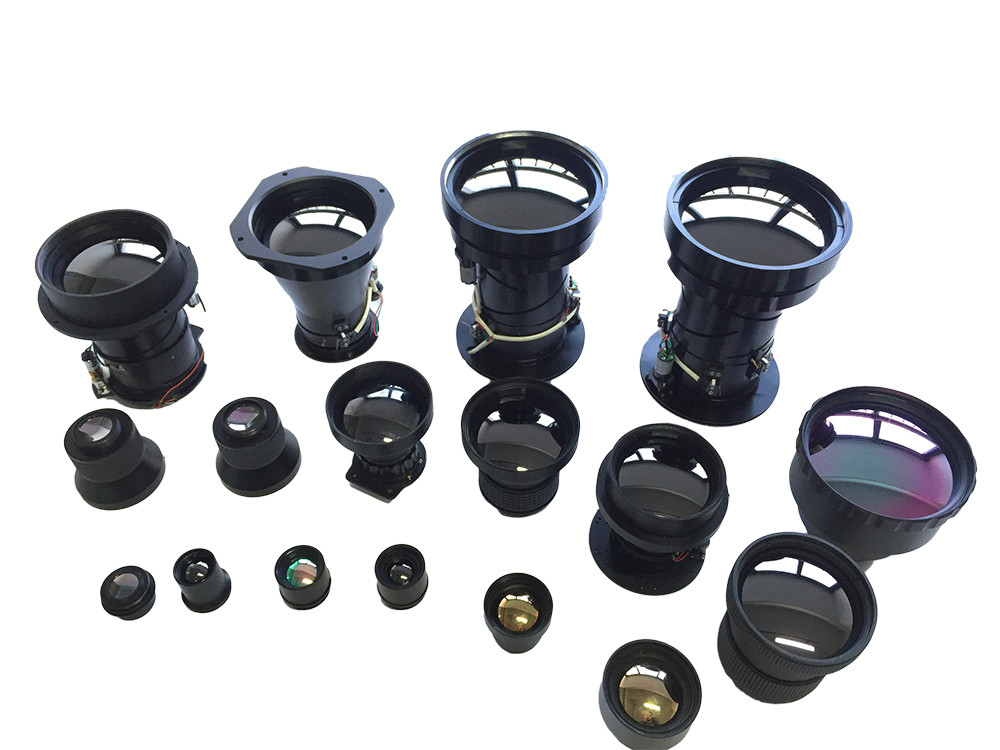 the five advantages of the LWIR lens