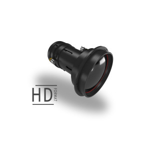 LWIR Continuous Zoom HD Lens 30-150mm f/0.85-1.2(HD) | 1280x1024 12μm