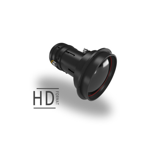 LWIR Continuous Zoom HD Lens 30-150mm f/0.85-1.2(HD)   1280x1024 12μm