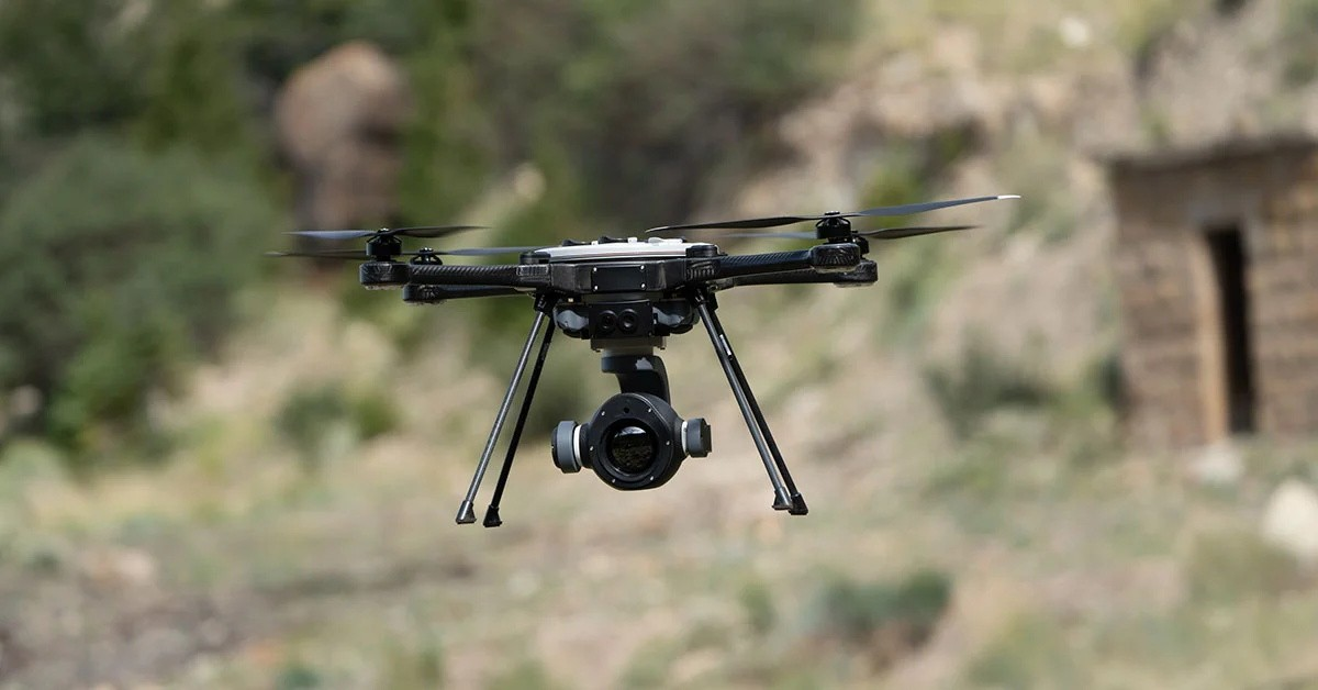 the specific requirements of the UAV photoelectric payload platform for infrared lenses