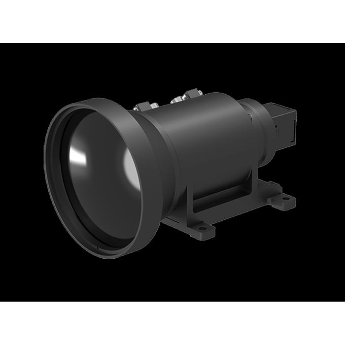 Optical Infrared  Lens | LWIR Lens 40/120mm f 1.2/0.9  2-FOV