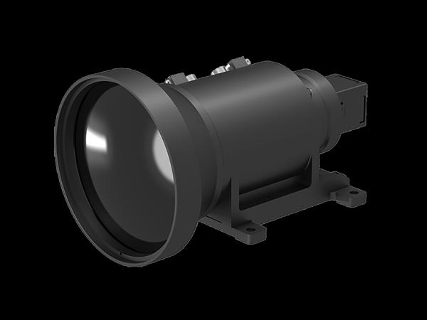 Infrared Lens GLD40N120 40/120mm f 1.2/0.9  2-FOV
