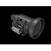 Lente óptica infrarroja 40 / 120mm f 1.2 / 0.9 2-FOV