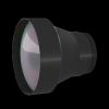 عدسة LWIR ثابتة مقاس 50 مم f / 1.0