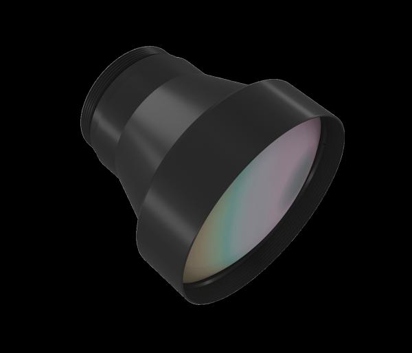 Athermalized Lens GLA5010YA 50mm f/1.0