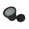 Optical Athermalized Infrared Lens |  LWIR Lens 25mm f/1.0