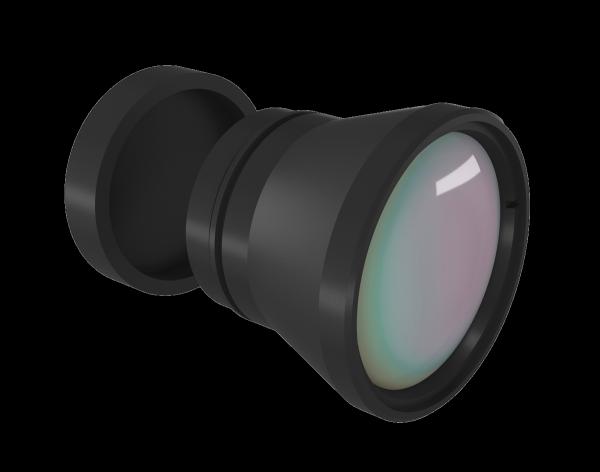 Athermalized Lens GLA2510YA 25mm f/1.0