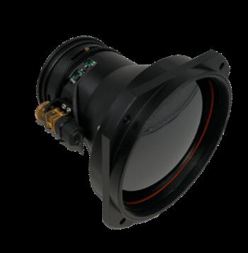 Motorized Lens GLE12014D 120mm f/1.4
