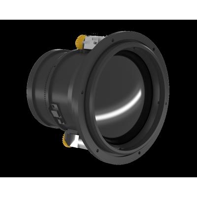 Optical Motorized Infrared Lens | LWIR Lens 75mm f/1.0