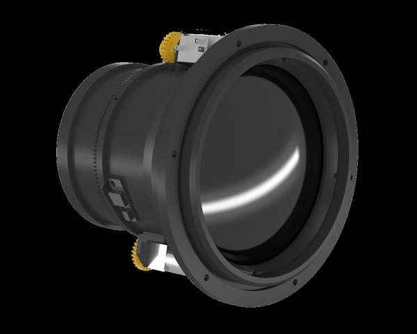 Motorized Lens GLE7510RDF 75mm f/1.0