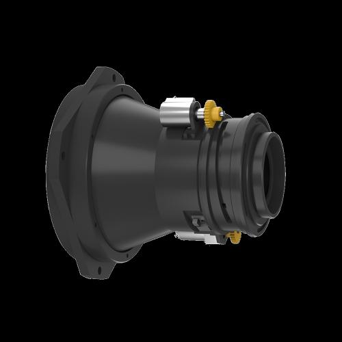 Объектив LWIR с моторизованным фокусом 120 мм f / 1,4