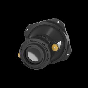 Motorized Focus LWIR Lens 120mm f/1.4