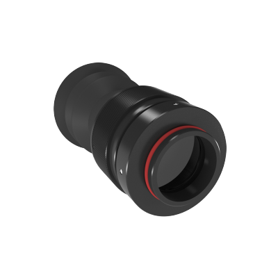 Eyepiece Focal Length 25mm Magnifications = 10×
