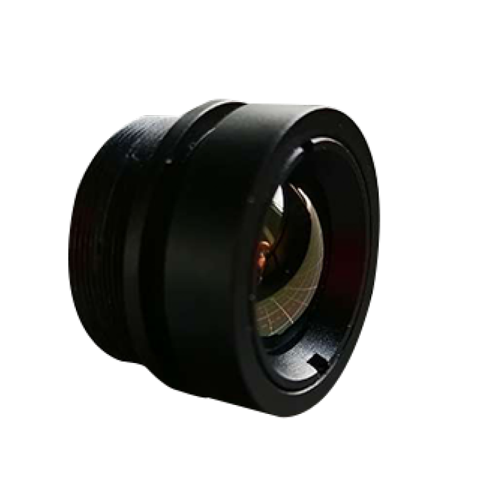 Objectif fixe LWIR athermalisé 13mm f/1.0