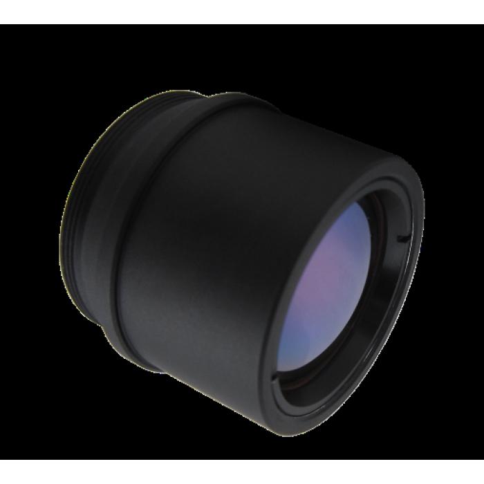 Lente LWIR Atermalizada Fija 25 mm f / 1.0
