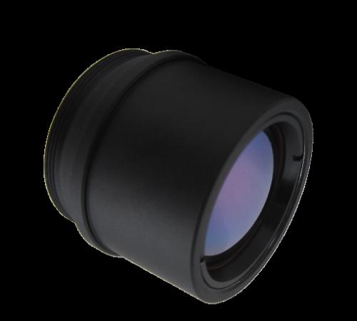 Фиксированный атермализированный объектив LWIR 25 мм f / 1.0