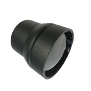 Fixed Athermalized LWIR Lens 100mm f/1.5 | DLC External Coating