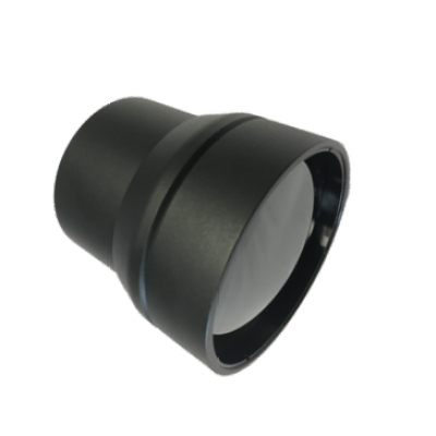 Thermal Infrared Athermalized Lens  | LWIR Lens 100mm f/1.5 | DLC External Coating