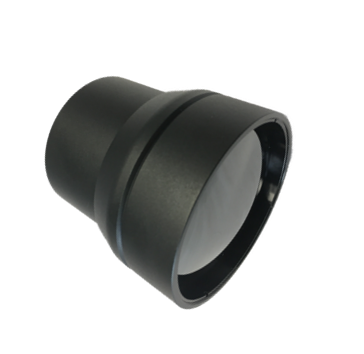 Fixed Athermalized LWIR Lens 100mm f/1.5 | DLC/HC External Coating
