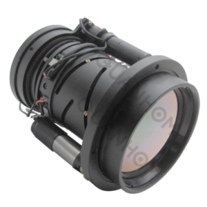 LWIR Continuous Zoom Lens 12.5-50mm f/0.8-1.0
