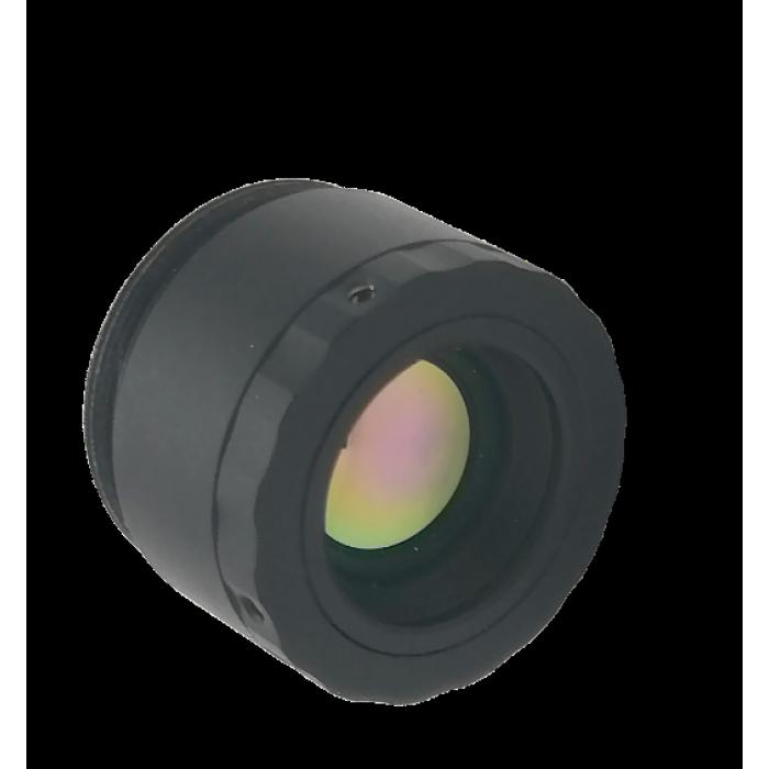 LWIR Athermalized Manual Focus HD Lens 14.8mm f/1.0