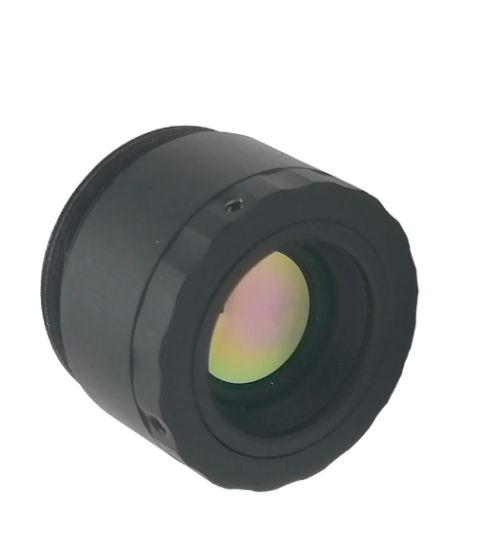 Manual focus lwir lens 14.8mm f/1.0
