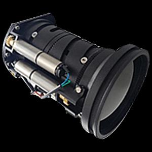 Auto focus infrared lens 25-105mm f/1.6