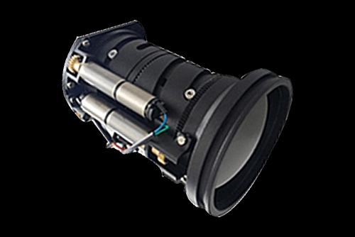 Инфракрасный объектив с автофокусом 25-105mm f / 1.6