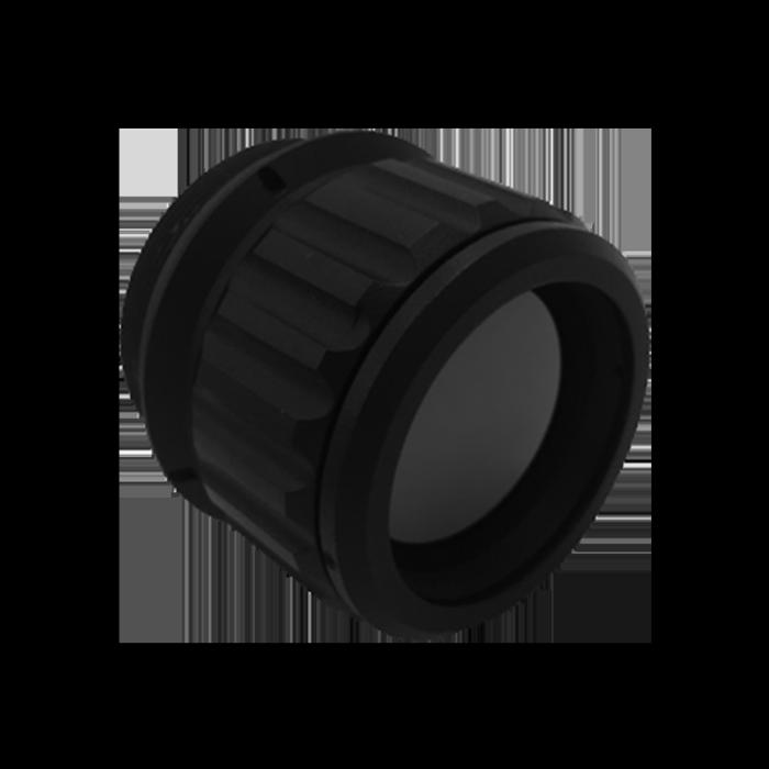 Enfoque manual atermalizado 25 mm f / 1.0