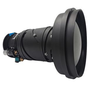 LWIR Continuous Zoom HD Lens 30-150mm f/0.85-1.2 | 1024x768 12μm