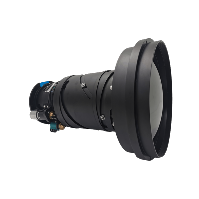 Continuous Zoom Infrared Lens LWIR Lens 30-150mm f/0.85-1.2
