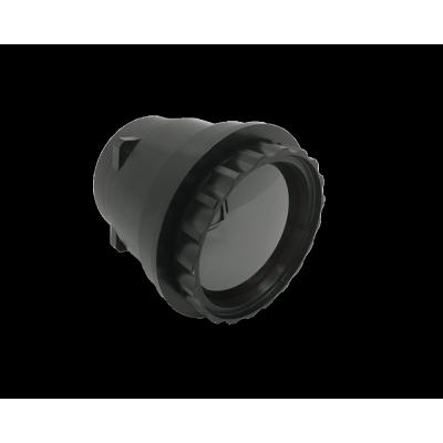 Атермализованный объектив LWIR с ручной фокусировкой 42 мм f / 0,8
