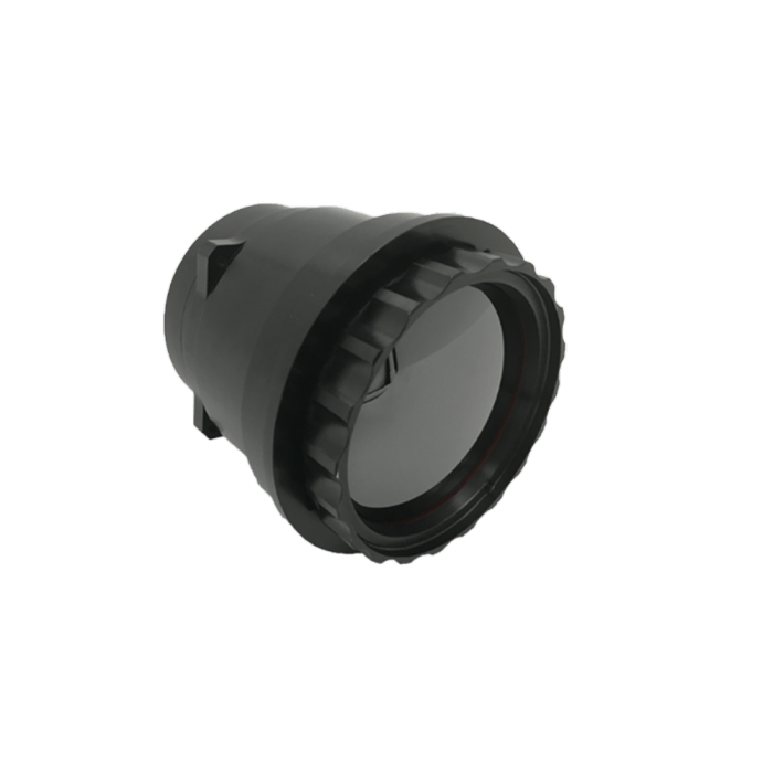 Objectif LWIR à mise au point manuelle athermalisée 42mm f/0.8