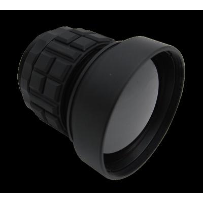 Objectif à mise au point manuelle LWIR 75 mm f/1.0