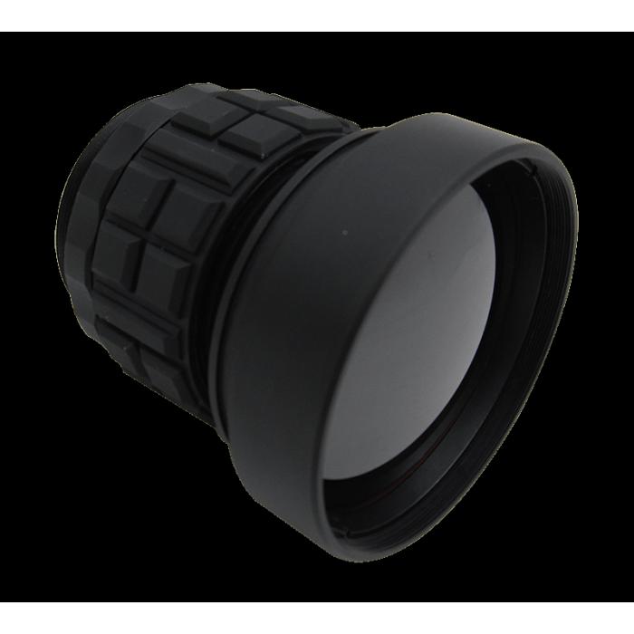 LWIR объектив с ручной фокусировкой 75 мм f / 1.0