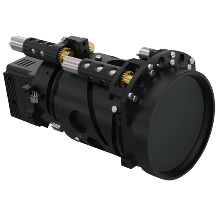 Lente HD LWIR con zoom continuo 25-75 mm f / 1.0-1.2 | 1024x768 12μm