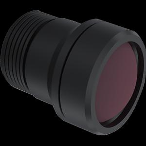Lwir zoom lens 4mm f/1.2丨mini lens