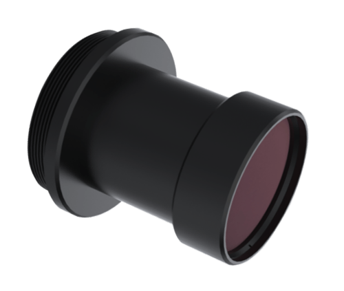 Fixed Athermalized IR lens 5.7mm f/1.0