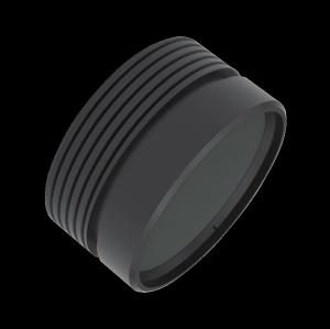 Фиксированный атермализированный объектив LWIR 7,5 мм f / 1,2
