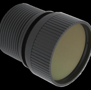 Фиксированный атермализированный ИК-объектив 8,5 мм f / 1,0