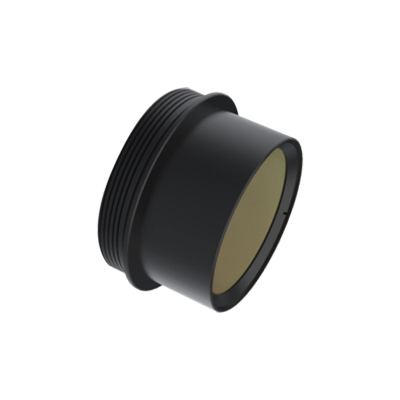 Objectif LWIR fixe athermalisé 17mm f/1.0
