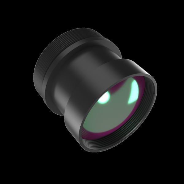 Lente LWIR fija 15 mm f / 0,8 丨 Lente personalizada