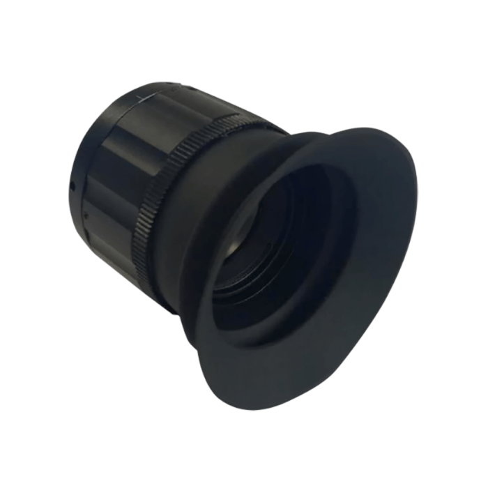 Eyepiece Focal Length 20.8mm Magnifications = 12×