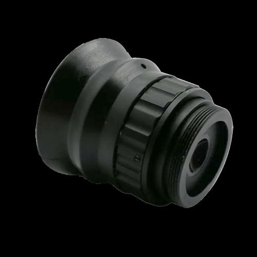 Окуляр с инфракрасной линзой | Фокусное расстояние окуляра 15,6 мм Увеличение = 16 ×