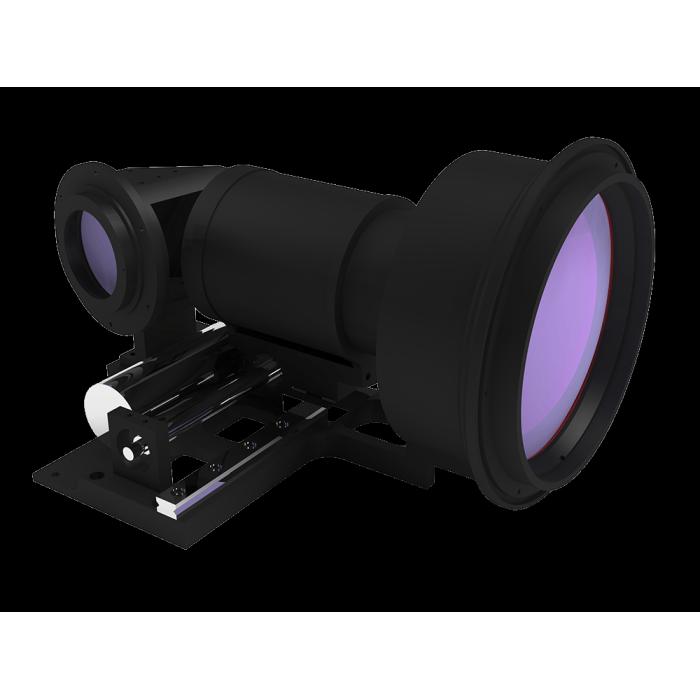 Lente infrarroja SWIR | Lente SWIR 60 / 150mm f / 2.0