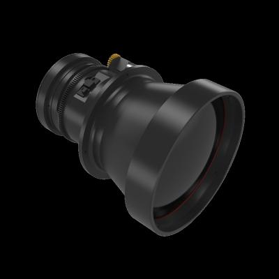 Objectif LWIR à mise au point motorisée pour appareil photo non refroidi 100 mm f/1.0