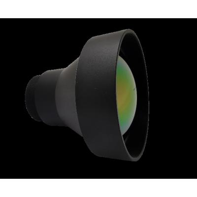 Objectif fixe LWIR athermalisé 75mm f/1.2
