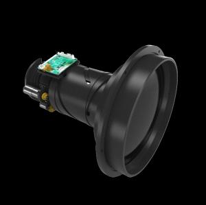 Auto focus infrared lens 36-180mm f/1.2